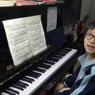 欢迎走进Prince乱讲琴系列之《车尔尼左手练习曲718》第18条~~哈哈哈😂#U乐国际娱乐##钢琴##10后气质小琴童#