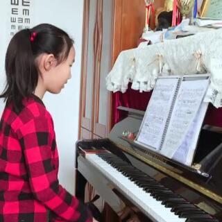 肖邦《降E大调夜曲》练习中#U乐国际娱乐#