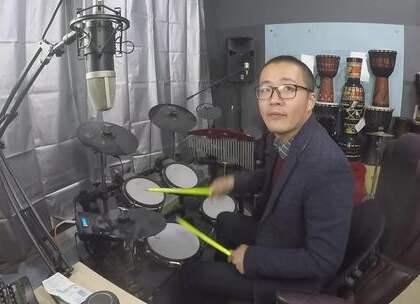 #音乐##架子鼓##爵士鼓# 架子鼓 爵士鼓 我们的歌 凯文先生
