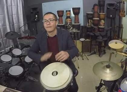 #音乐##非洲鼓##手鼓# 凯文先生 七里香 凯文先生 非洲鼓 手鼓