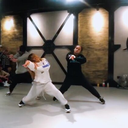 #舞蹈##workshop# 帅+炸 Ysabelle capitule + SIENNA LALAU + Scott