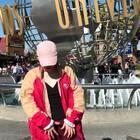 #舞蹈#偷偷给你们看一下#差不多先生#街头版😁😁要看完整版吗,点亮小红星告诉我😉#BADA编舞##洛杉矶环球影城#@美拍小助手 @武汉D舞区舞蹈工作室