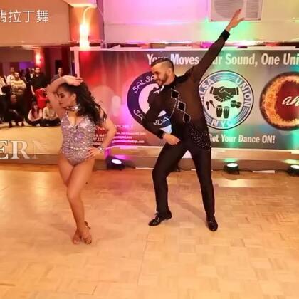 #油管搬运工#Ernesto Bulnes & Princess performing at Candela Fridays#杭州fiesta##杭州salsa#
