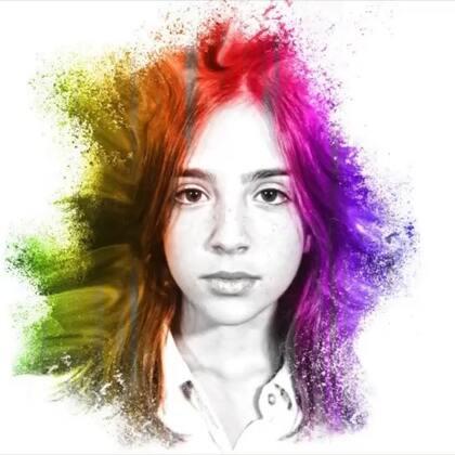 #热门#猴小妞的第一首歌《Sound in Color》诞生啦! 如果喜欢就赶紧点赞吧!#音乐#