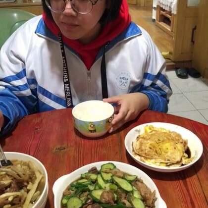 #吃秀##潇岩的早餐#糊弄一顿,早上好!😄