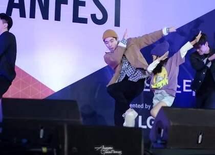#kidsplanet##KP童星家族##罗夏恩#2018 YouTube Fanfest