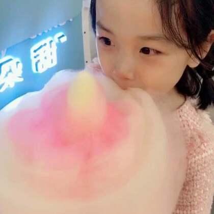 甜甜棉花糖 🍬#宝宝#