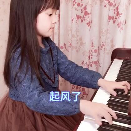 #音乐##精选##钢琴#起风了.今天好冷啊!你们那里的天气怎么样?期待春暖花开的季节😊