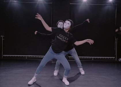 🙏请珍惜能在我们面前勇敢揭下面具的那个人🎵Always online 🎵我的编舞,dance with @X子豪 #舞蹈##JC舞蹈训练营#