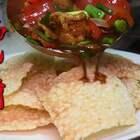 明明是肉盖锅巴,总觉得叫锅巴盖肉比较顺口#美食##家常菜##黄掌勺#