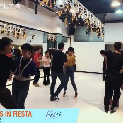 #Fiesta课堂#Bailemos in Fiesta 0308#杭州fiesta##杭州salsa##杭州bachata#