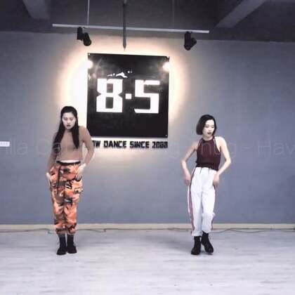 #精选##Havana##舞蹈#冰倩老师+博格。