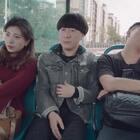 公交邂逅,美女靠在我的肩睡着了!#陈翔六点半#