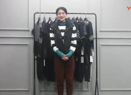 3月9日杭州越袖服饰(牛仔棉套装系列)多份 10件 650元