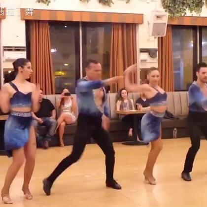 #油管搬运工#Tropical Gem & Fernando Sosa at The Granada LA #杭州fiesta##杭州salsa#
