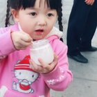 #宝宝#小吃货🤤😘🤣