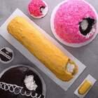 几种新款巧克力蛋糕来啦🎉🎉惹人喜爱的他们竟然还有微缩版,萌萌又美味💘💘#美食##半夏食谱##我要上热门#