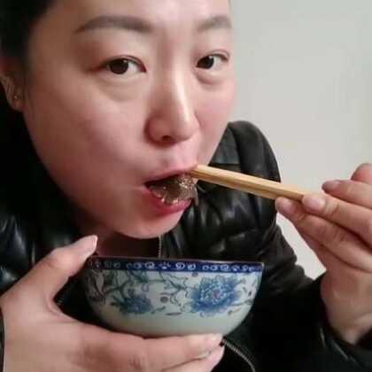 #吃秀##我要上热门@美拍小助手#去朋友家吃饭 筷子都轮飞了,都是最爱吃的