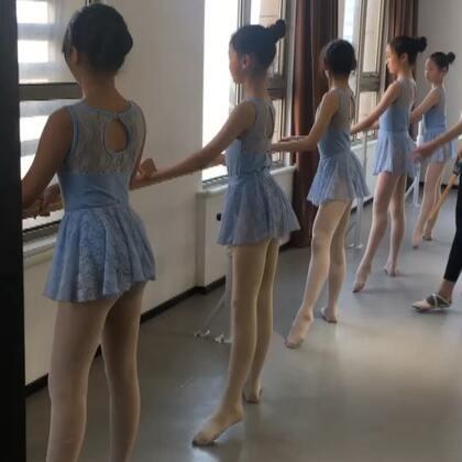 @💃应苏梦💃 芭蕾基训第二节课打卡