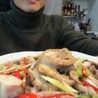 「凉拌八爪鱼」超辣,超带劲!😋#美食##热门#