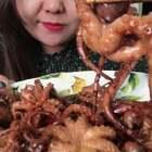 诶,发个库存。贼拉好吃的大八爪。#吃秀##美食##我要上热门#