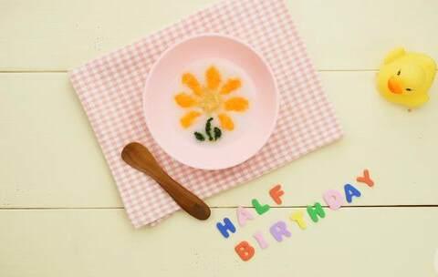 【贝贝粒视频美拍】5-6个月辅食:用食材拼出一幅画...