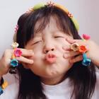小小设计师由此开始👏#好爱优选#这是一款可以锻炼孩子的动手能力 又能让孩子发挥想象力的神奇珠珠 项链💍戒指 脚链 让宝宝尽情发挥😜#熙妈小分享#