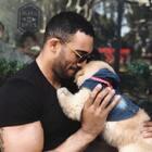 朋友的小可爱😍#宠物##狗狗#