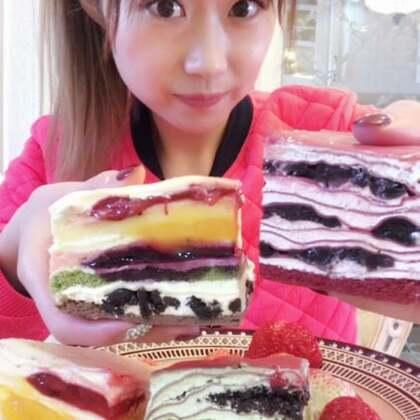 #吃秀##直播吃千层蛋糕##吃奶油蛋糕#我都要无语了,也没说什么啊😅剪剪重发