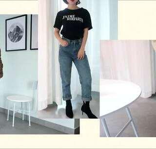 【矮个子必看!超显腿长的三种牛仔裤】 [喵喵] 腿长两米不是梦~#美妆##高颜值##我要上热门#@美拍小助手
