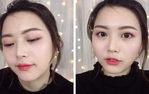 【抹茶美妆美拍】西柚色的眼影一直都是软妹的首选...