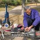 7旬大爷修车30年, 曾一天赚100多块, 现共享单车泛滥他却无车可修#二更视频##守艺人##我要上热门#
