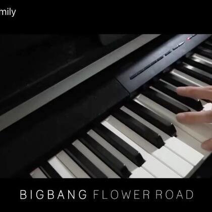 BIGBANG - 《FLOWER ROAD(花路)》Piano Cover #音乐# 还没买专辑的小伙伴,赶紧去扣扣音乐去支持哥哥们的新歌哦!有能力的可以多去刷刷Melon,更多实时资讯👉https://weibo.com/u/2251143403