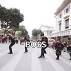 #舞蹈##我要上热门##nct u - boss#nct u - boss dance cover by KDC from vietnam