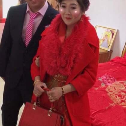 祝叔叔新婚快乐,早生贵子#宝宝##吃秀##葫芦狗的日常#