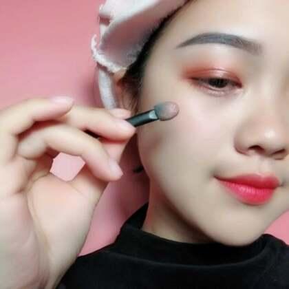 眼影搭配#眼影化妆教程#
