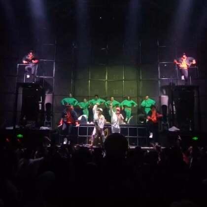 Mc Show - choreography by @vpimy Dr Oscar Zhengzhou #party#