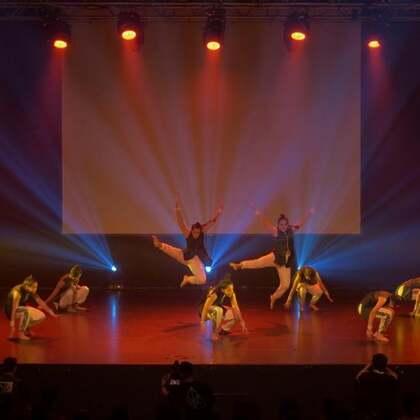 2018ARENA全球舞朝竞技场 新加坡站:参赛团队 - G.O 全景版(下)#arena全球舞朝竞技场##Kinjaz##Vibrvncy#