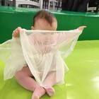 #宝宝##荷兰混血小小志&柒#做个小研究... ...