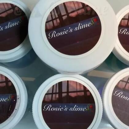 @Rosie🥀slime 每个泥巴都有独特的味道 很好戳 巧克力敲好次!白色恋人好久没吃到了🤤谢谢你给婶的小礼物呀~🙆🏻♂️❤️❤️#辰叔slime##手工##史莱姆slime#