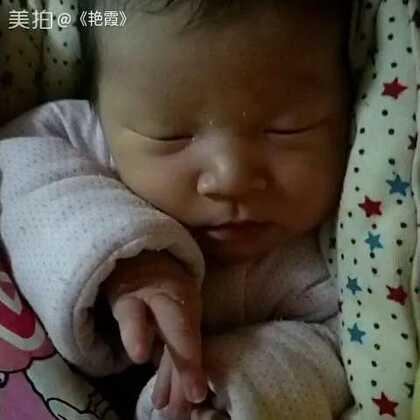 #宝宝#看看俺的兰花指