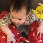 #宝宝##小面团8m#➕1每天都教她好几遍说妈妈抱抱,貌似她会说了,你能听🤣#小面团牙牙学语#