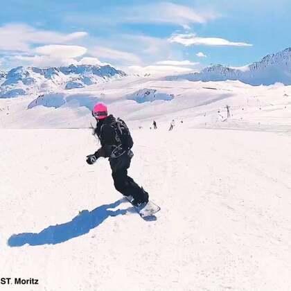 二月奥地利 瑞士阿尔卑斯山脉温泉滑雪 #旅行##运动##滑雪#