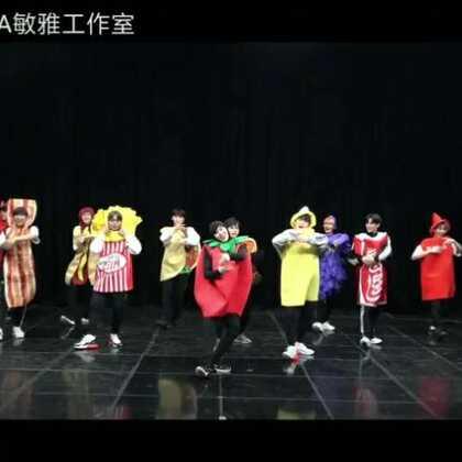 #Wanna One - I.P.U.# 镜面练习室 #舞蹈##敏雅韩舞专攻班#公众号MinyaCola