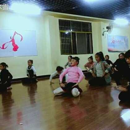 #舞蹈#,十级考级组合,刚学第二节课片段上传,#宝宝##张佳琦#