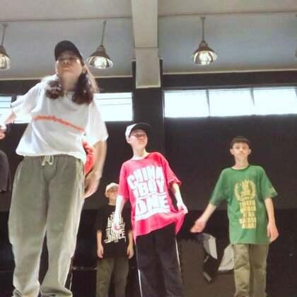 #梧州spt舞蹈工作室#hiphop课堂