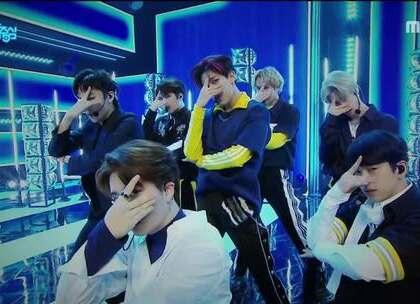 180317《GOT7 - LOOK》回归舞台🎵 GOT7的新专主打曲摘得了各大音源榜实时1位!恭喜!!#GOT7##音乐##韩流欧尼舞蹈#