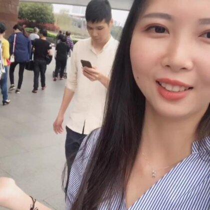 千灯湖逛完了,下一站祖庙#精选##葫芦狗的日常#