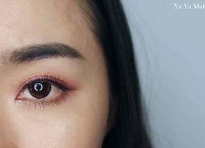 粉色金属眼妆✨ 手把手教你眼影配色和晕染技巧,春夏就是要粉粉的~#美妆##水形物语##我要上热门# @美拍小助手