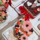 #美食##蛋糕##甜品#进来十个有一个双击点亮小爱心❤️我就满足了😄